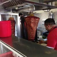 Photo taken at Tacos El Gordo De Tijuana by Jim on 11/21/2012
