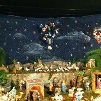 Photo taken at St. Mary Catholic Church by Mel V. on 12/25/2012