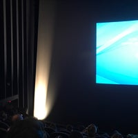 Photo taken at IMAX® Theater by Joshua O. on 12/27/2016