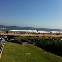 Photo taken at Bikini Beach by Guillo B. on 12/28/2012