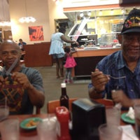 Photo taken at Golden Corral by Tory on 8/4/2013