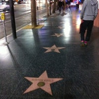 Photo taken at Hollywood Boulevard by Vitaliy on 10/24/2012