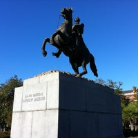 Photo taken at Jackson Square by Vitaliy on 11/18/2012