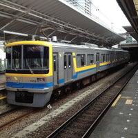Photo taken at Nagatsuta Station by Heppokosan on 9/30/2012
