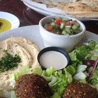 Photo taken at Pasha Mediterranean Grill by Nancy R. on 11/26/2012