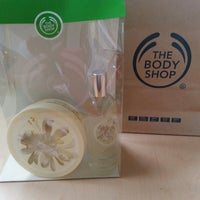 Photo taken at The Body Shop by Lilia on 2/23/2014