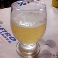 Photo taken at Bar do Luiz by Daniela V. on 8/17/2013