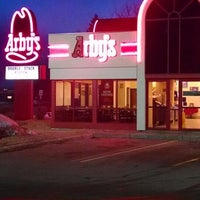 Photo taken at Arby's by Nick O. on 3/18/2014