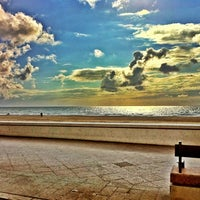 Photo taken at La Victoria Beach by Staing P. on 1/20/2013