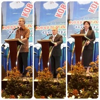Photo taken at Ballroom Crowne Plaza Hotel Semarang by Abraham S. on 2/26/2014