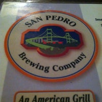 Photo prise au San Pedro Brewing Company par Annie M. le1/17/2013