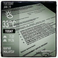 Photo taken at Pejabat Pendidikan Daerah Klang by norizan a. on 1/29/2013