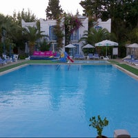 Photo taken at Moss Hotel by SELCUK T. on 8/31/2013
