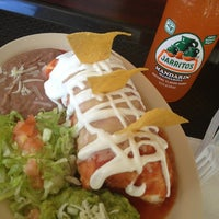 Photo taken at Taquería Azteca by Luis Angel M. on 2/7/2013