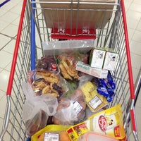 Photo taken at Carrefour by Githa P. on 9/6/2014