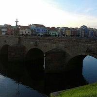 Photo taken at Stone bridge by Jakoob M. on 9/18/2012