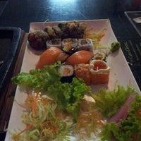 Photo taken at Tomodachi Sushi by Rodrigo S. on 10/27/2012