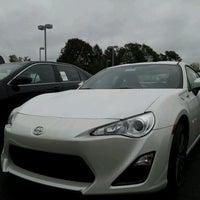 Photo taken at Balise Toyota Scion by Panda B. on 9/29/2012