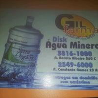 Photo taken at Gil farma by juliana pereira c. on 12/22/2012