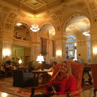 Photo taken at Hermitage Hotel by Emily H. on 2/26/2013
