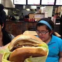 Photo taken at B-Man's Teriyaki & Burgers by Rafa P. on 3/26/2013