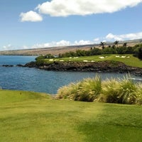 Photo taken at Mauna Kea Golf Course by Victoria K. on 6/21/2014
