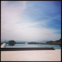 2/24/2013 tarihinde Melda K.ziyaretçi tarafından Grand Yazıcı Hotel & SPA'de çekilen fotoğraf