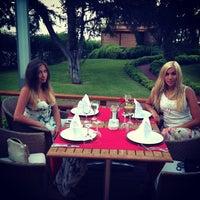 Foto scattata a Akka Antedon Hotel da Vladislava il 7/5/2013