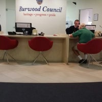 Photo taken at Burwood City Council by ⓙⓤⓛⓘⓔ on 3/27/2014