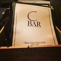 Photo taken at C Bar by AlmostVeggies.com on 12/14/2014