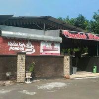 Photo taken at Pondok Wina Hall & Restaurant by Joko B. on 8/6/2016