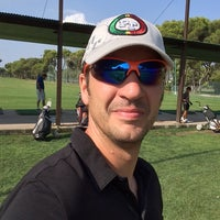 Photo taken at Club de Golf Costa Azahar by Ricardo O. on 8/5/2014