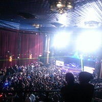 Photo taken at The Yost Theater by Alex M. on 1/13/2013