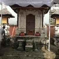 Photo taken at Pura Bingin by Wayan S. on 3/3/2013