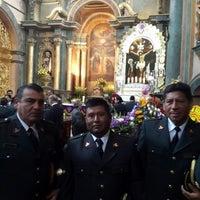 Photo taken at tránsito centro by Yuri Leonel A. on 11/20/2013