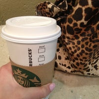 Photo taken at Starbucks by Brittany on 10/8/2012