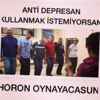 Photo taken at Trabzon Büyükliman ve Çevresi Kültür  Yardımlaşma Derneği by Ahmet S. on 10/6/2013