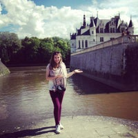 Photo taken at Aire d'Erbrée by Anya on 5/7/2013