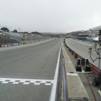 Das Foto wurde bei Mazda Raceway Laguna Seca von Adrian R. am 7/21/2013 aufgenommen