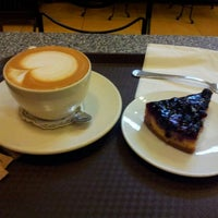Photo taken at Caffé Greco by nehal e. on 10/15/2012