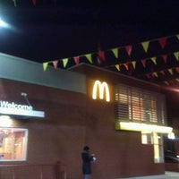 Photo taken at McDonald's by Mr.Classy Guy on 12/24/2012