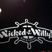 Photo taken at Wicked Willy's by Mr.Classy Guy on 10/20/2012