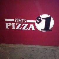 Das Foto wurde bei Percy's Pizza von Mr.Classy Guy am 2/23/2013 aufgenommen