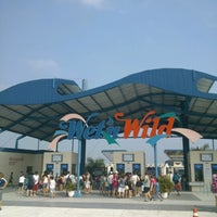 Photo taken at Wet'n Wild by Deborah C. on 12/27/2012