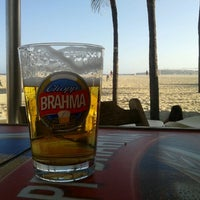 Photo taken at Quiosque Chopp Brahma by André Luis S. on 12/10/2012