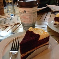 Photo taken at Caribou Coffee by Diana R. on 12/11/2013