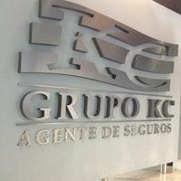 Photo taken at Grupo KC Agente de Seguros, S.A. DE C.V by Grupo K. on 8/26/2013