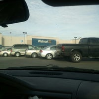 Photo taken at Walmart Supercenter by Denise O. on 11/24/2012