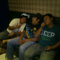 Photo taken at Sayang2 Family KTV by jin K. on 9/14/2012