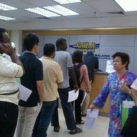 Photo taken at Suruhanjaya Syarikat Malaysia by jin K. on 12/31/2012